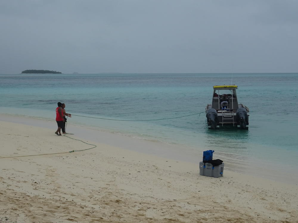 Tonga - atollo