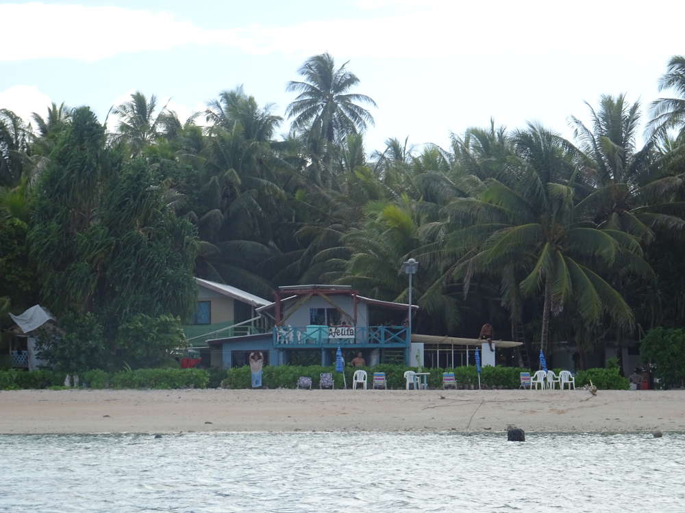 Tuvalu - Afelita's Island Resort