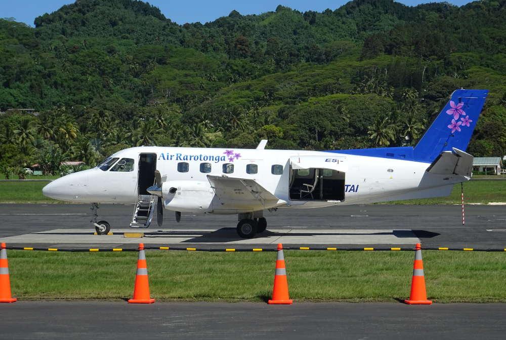 aereo Air Rarotonga